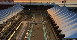 Formula One World Championship Formula One Paddock Club Abu Dhabi View of Track Grand Prix Experiences QuintEvents resized 600