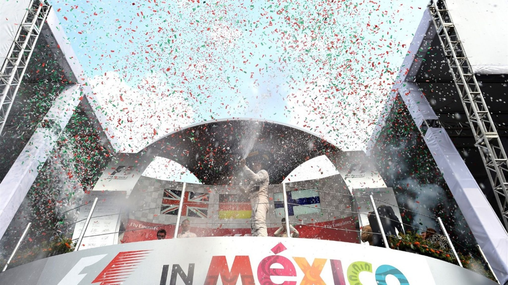 Winners of the Mexico Grand Prix